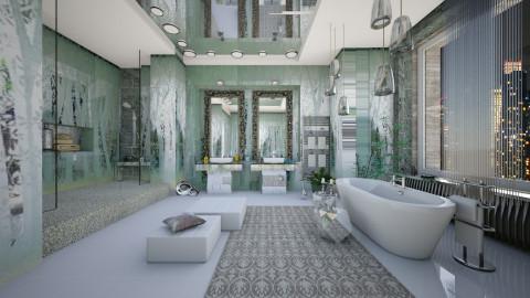 Contemporary  - Modern - Bathroom - by Ida Dzanovic