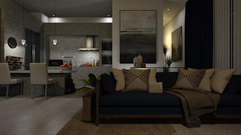 Lauryn - Living room - by Amorum X