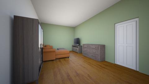 Woonkamer Broekweg - Living room - by HeidiBrokke