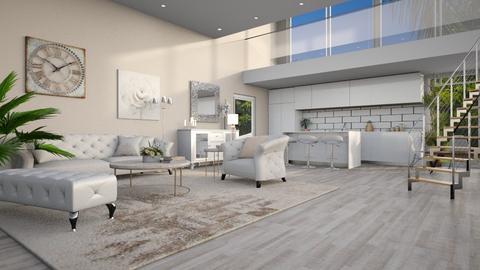 ecletic - Living room - by anjaam