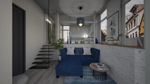 Casa319LivingArea - Living room - by Joanne Galle_680