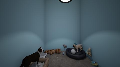 DreamDogRoom - Modern - Bedroom - by jade1111