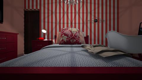 12 - Bedroom - by souhajerbi