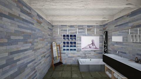 bathroom  - Classic - Bathroom - by sarahtresvalles