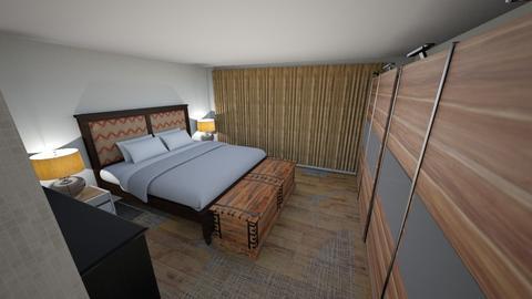 Master Bath - Bedroom - by caroline2311