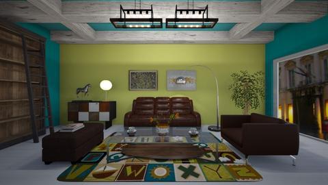 rdB - Classic - Living room - by Saj Trinaest