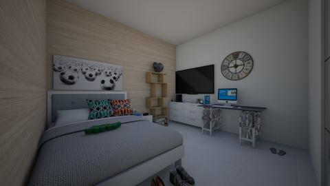 bedroom - by Zileg
