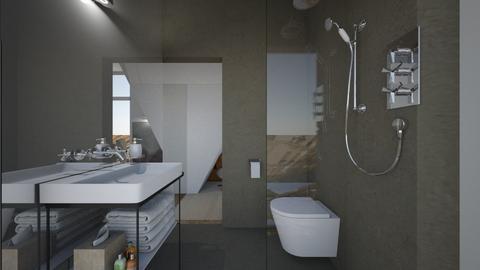 Casa338Bathroom - Modern - Bathroom - by nickynunes