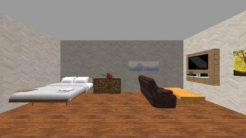 Room With A View Project_ - Classic - Bedroom - by Kaedon