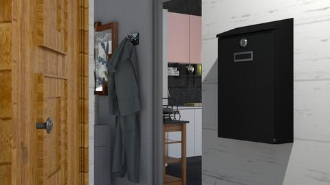 The apartment - Modern - by The quiet designer