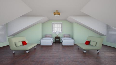 602 - Bedroom - by Jade Autumn