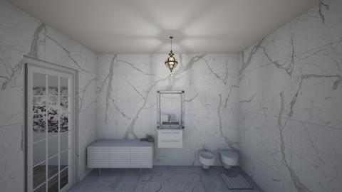 random design - Bedroom - by EllaNaznin