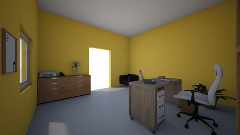 kantoor - Office - by Sarah De Clercq