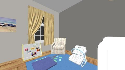 Nursery design - Modern - Bedroom - by Cierrag12