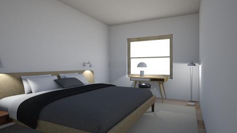 Calme Residence Ver 7 - Living room - by e57assistants
