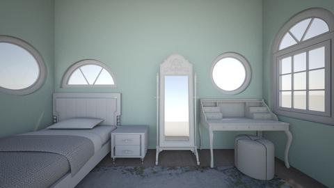 Aesthetic Bedroom - Bedroom - by ckwoodcook23