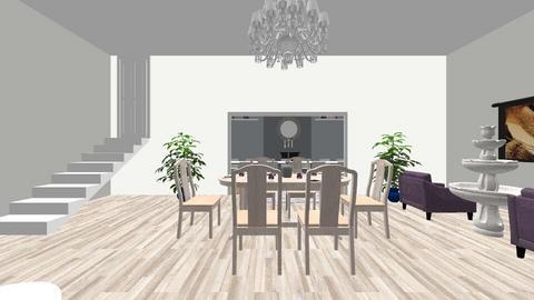My Mansion - Modern - Living room - by BennettF14