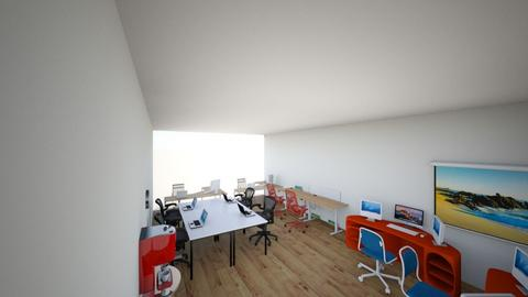 CAR Engineering room - Office - by chandans