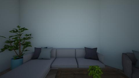 Hey - Minimal - Living room - by noraghilly