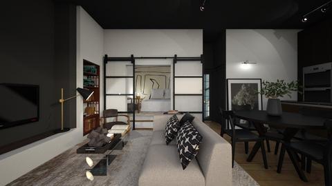 Casa304 - Modern - Living room - by nickynunes