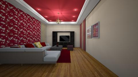 red - by bhavya21