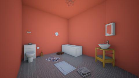 Teen Bathroom - Bathroom - by cranktopus