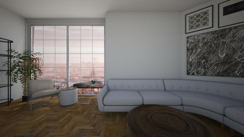 eclectic - Living room - by i l o n a