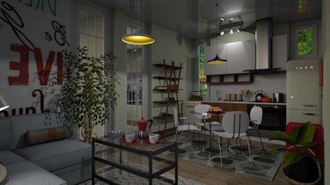 DR57 Living space - by Dragana Randjelovic