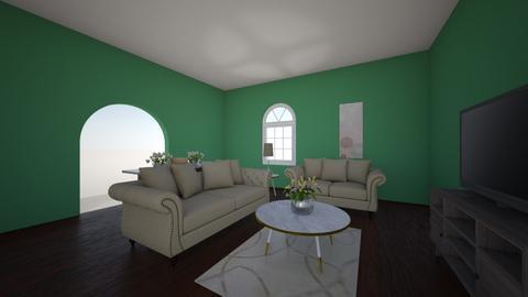 Living Room 1 - Living room - by kmed0926