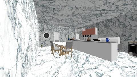 kitchen - Kitchen - by Laceyflip