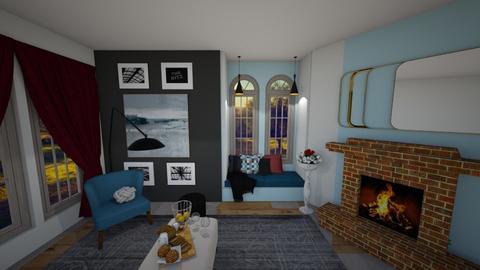 Cozy livingroom - Classic - Bedroom - by JarvisLegg