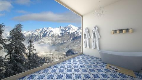 Bathroom - Bathroom - by Cecily Reid