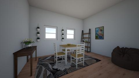 Modern Room  - Modern - Dining room - by Designer4U