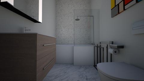 My Bathroom 2 - Bathroom - by dclinton