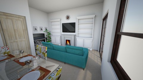 George Stanley - Modern - Living room - by caroline2311
