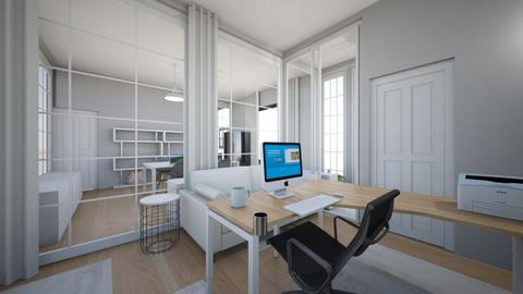 Madampeony office2 - Office - by madampeony