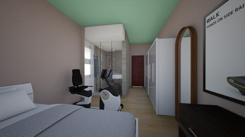 MB Room 3 - Bathroom - by amostoh