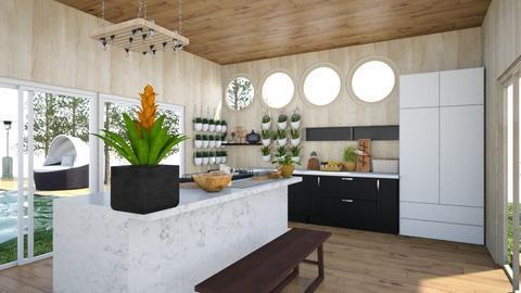 pov 7 - Modern - Kitchen - by Waykeeup