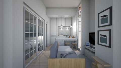 Casa293 - Modern - Living room - by nickynunes