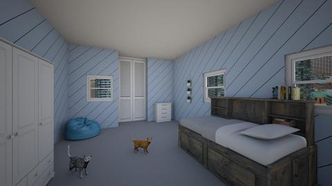 ujiufh - Bedroom - by ACatdvgrhy