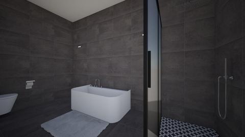 Bathroom - Modern - Bathroom - by rubendm