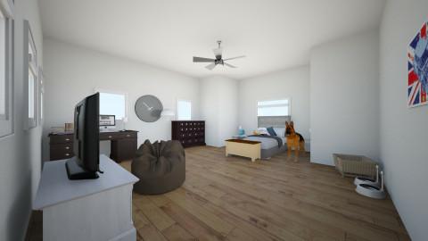 kades room  - Bedroom - by KobeRobillard
