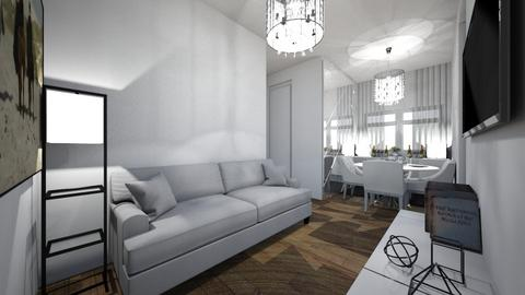 apartamento piso errado - Global - Living room - by kelly lucena