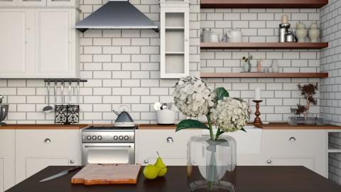 Kopi Roti - Classic - Kitchen - by Ejad Shukri