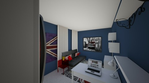Sewing Room - Modern - Office - by nicciwillis