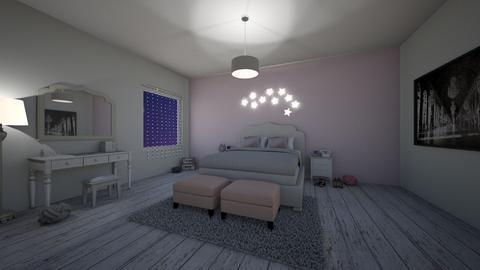 frozen dreams - Bedroom - by antonieta123