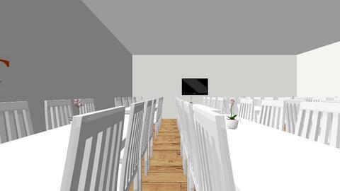earthquake kitchen - Kitchen - by sebert27