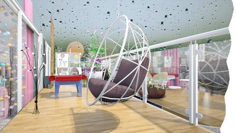 kid - Modern - Bedroom - by Btissam Amnad