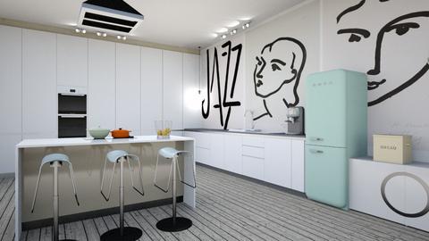 Henri Matisse - Living room - by KimAlys