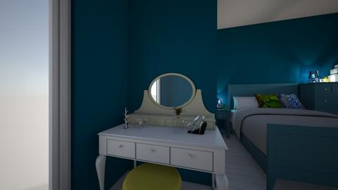Carolines Room 2 - Bedroom - by Faolan